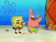 SpongeBob, Patrick, Camera, and Cheese Fizz