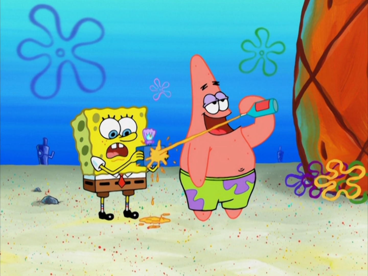 File:SpongeBob, Patrick, Camera, and Cheese Fizz.png