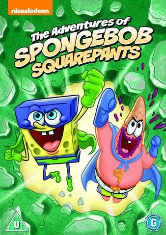 File:The Adventures of SpongeBob SquarePants UK DVD.jpg