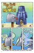 The Evil That Mendu! Comic 1