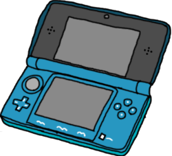 3DS Drawing