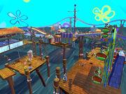 Goo Lagoon Pier