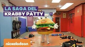 La saga del Krabby Patty Ep. 5 Arti marziali Nickelodeon