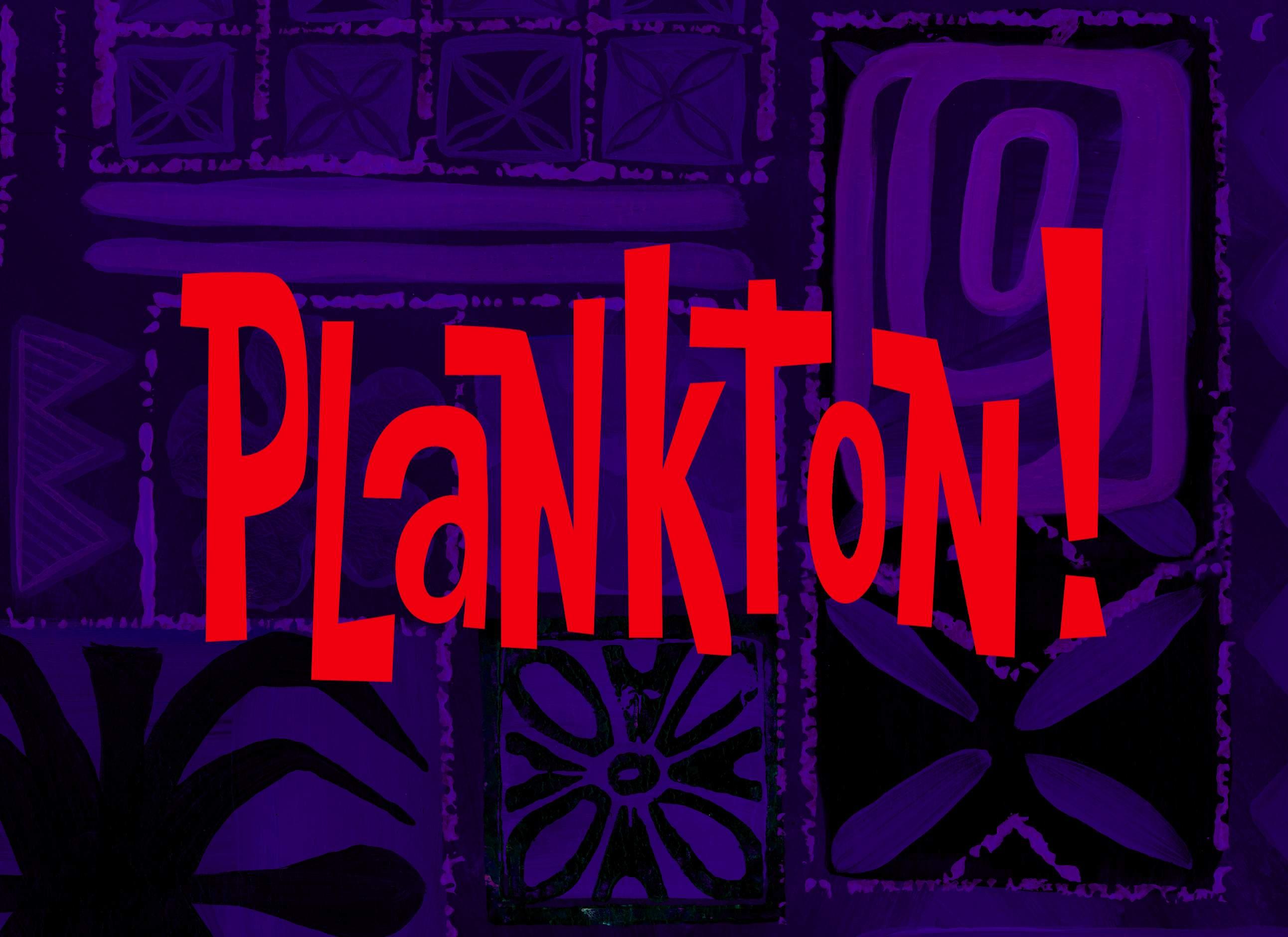 Splat plankton
