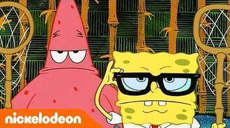 SpongeBob Schwammkopf Quallenfischen Nickelodeon Deutschland