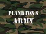 Plankton's Army title card