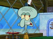 Squidward in Move It or Lose It-8