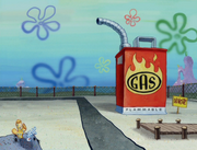 Mrs. Puff, You're Fired 144