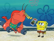 SpongeBob Meets the Strangler 061