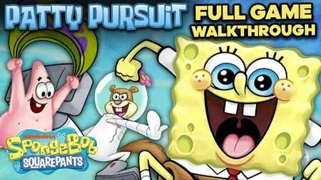 SpongeBob Patty Pursuit COMPLETE Gameplay Guide and Walkthrough!