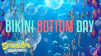 SpongeBob SquarePants, The Broadway Musical 'Bikini Bottom Day' Lyric Video Nick