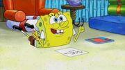 "SpongeBob SquarePants ""Snail Mail"" - Official Promo w 'The SpongeBob Challenge'"