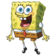 SpongeBob stock art