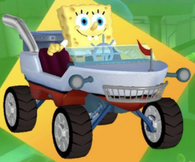 Spongebob Kart Racers model