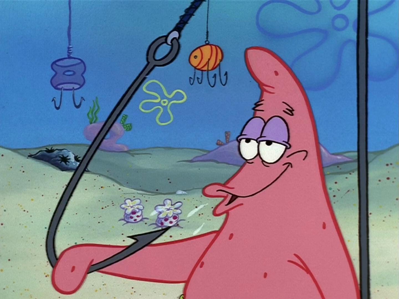 SpongeBob Hook up