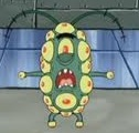 Plankton grow too many eyes