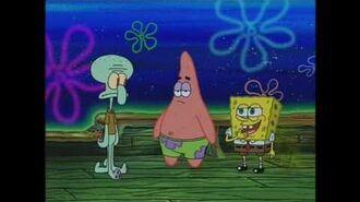 SpongeBob Shanghaied - Squidward's Ending