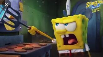 The SpongeBob Movie Sponge On The Run Canada TV Spot 1 (Out Of The Pineapple)