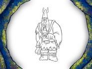 Viking-Sized Adventures Character Art 27