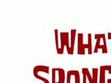 What if SpongeBob Was Gone? (Sandy)/transcript