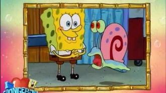 I Love SpongeBob Gary Bumper (2018)