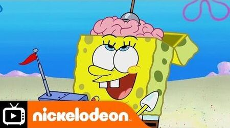 SpongeBob SquarePants - Whirly Brains Nickelodeon