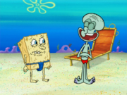 Squidward Tentacles in Sun Bleached-13