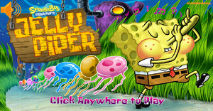 The Jelly Piper new title screen