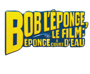 The SpongeBob Movie - Sponge Out of Water CanadianFrench logo