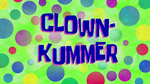 Clown-Kummer