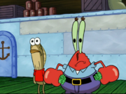 Mr. Krabs in Stuck in the Wringer-9
