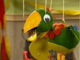Попугай Потти