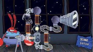 SpongeBob Krab's Astro Lab
