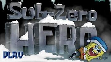 SpongeBob SquarePants - Sub Zero Hero