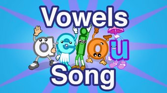 Vowel Song (video)