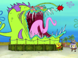 Zoo monster