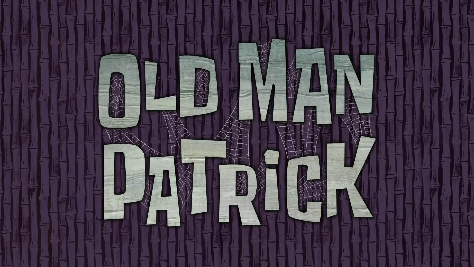 Old Man S Cave Store : Old man patrick encyclopedia spongebobia fandom powered by wikia