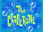 The Chaperone title card