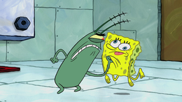 The Incredible Shrinking Sponge 136