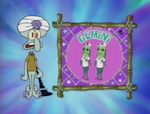 Astrology with Squidward - Gemini