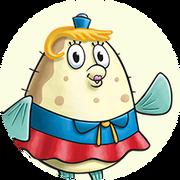 Nickelodeon SpongeBob SquarePants Mrs. Puff