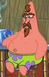 Patrick not star
