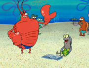 SpongeGuard on Duty 097