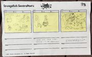 Squilliam Returns storyboard 2