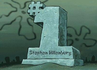 StephenHillenburgGraveNUMBER1