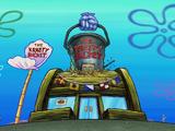 The Krusty Bucket (location)