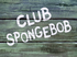 Club SpongeBob title card