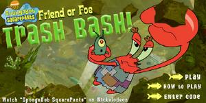 Friend or Foe Trash Bash