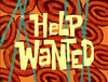 Help Wanted title card