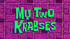My Two Krabses LOGOLES